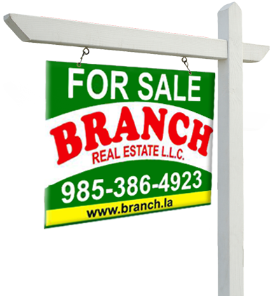 Branch Real Estate | Homes for Sale Ponchatoula